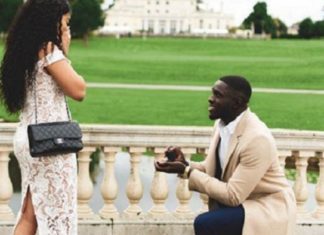 Meet The Ghanaian Business Man Who Proposed Marriage To Pastor Christ's Daughter