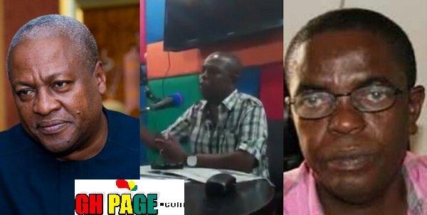 Kwesi Pratt Blasts NDC Regional Chairmen