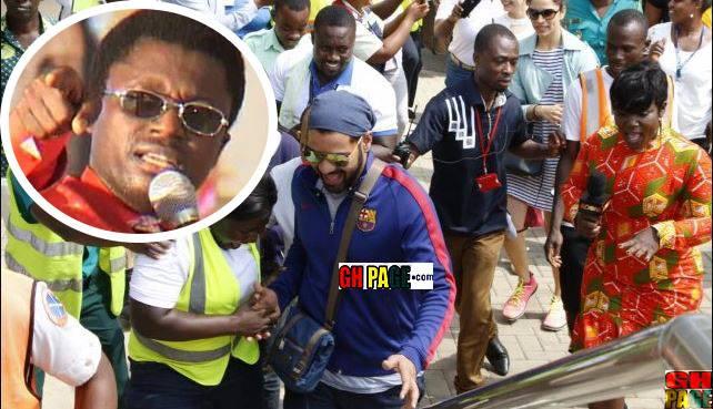 Video: Prophet One, Ebenezer Adarkwa Blasts Ghanaians For Paying Money Just to See Kumkum Bhagya Stars