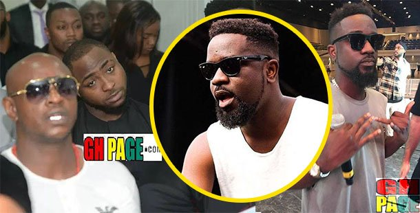 The slaps, blows and Further details on why Sarkodie couldn't perform in Dubai (Videos)