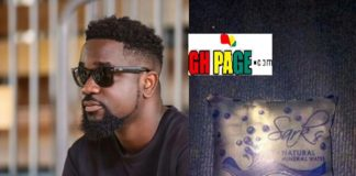 [PHOTO] - Is Sarkodie Starting A New Business?