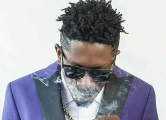Is Shatta Wale Becoming Uncontrollable? Watch Video of him giving warning shots whiles mentioning Wizkid's name
