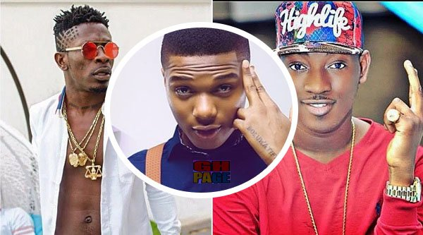 Meet the only Nigerian artiste to show massive support for Shatta Wale amidst insults from Nigerians