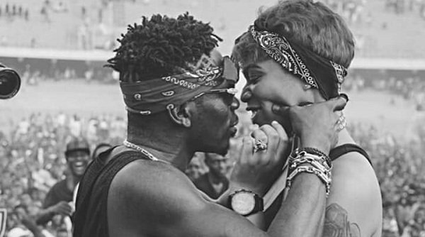 Shatta Wale explains how his affair with Michy started and why they are still not married