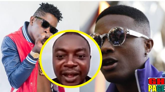 Video: Shatta Wale fan in Nigeria send an important message to him and Wizkid