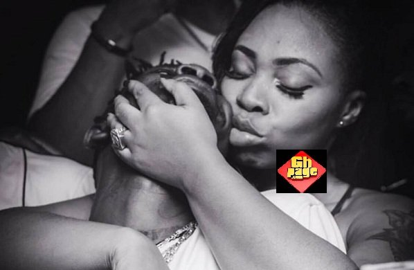 Love In The Air: Check Out PHOTOS Of Shatta Wale And Shatta Michy Chopping Love