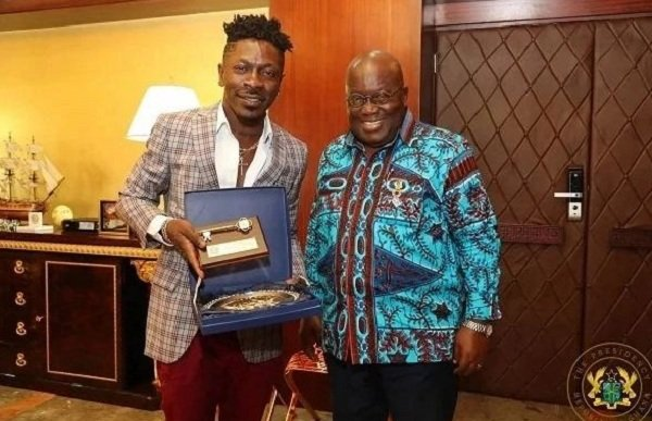 Artistes Forcing Their Way To Meet Akufu Addo Are Very Dump- Shatta Wale