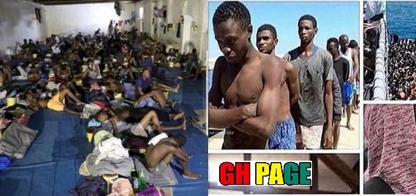 I was sold into slavery by fellow Ghanaian in Libya – Migrant