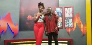 Ebony Reigns joins Countryman Songo in studio to mourn KABA (Video)