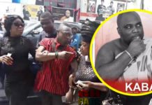 Video:Countryman Songo attempts suicide over Asempa FM KABA's Death and it's not funny at all
