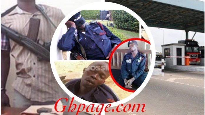 Two arrested for questioning over robbery at Tema toll booth (Video)