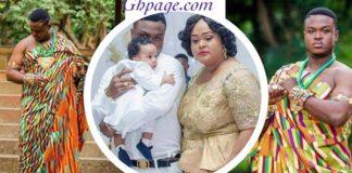 Video: My First Son's Father Is Dead - Vivian Jill Reveals