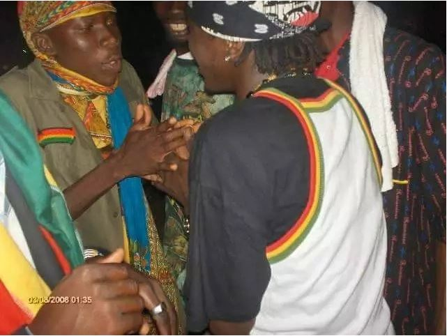 Throwback Photos Of Shatta Wale And Stonebwoy