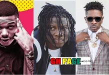 Stonebwoy share comments on Shatta Wale-Wizkid Beef