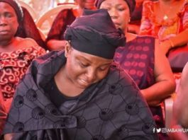 Meet Valentina Ofori Afriyie, KABA's Widow On Sorrow (Photos)
