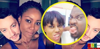 'Sorry To Disappoint o', it wasn't John Dumelo, I was the Mr. Right– Yvonne Nelson's Baby Daddy