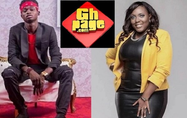 TV Presenter A.J Sarpong Admits Her Love Back For Kwame Eugene