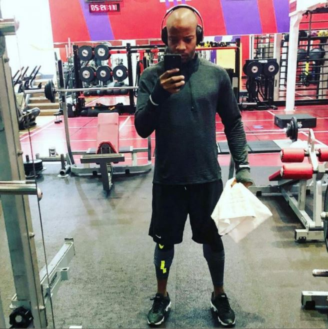 Junior Agogo Survived Stroke, Check Out His New Appearance