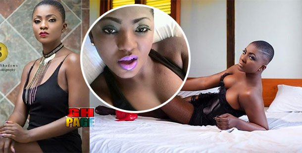 Photo: Ahuofe Patri Releases A Wild Bedroom Photo And It's So Serious That It Has Got People Talking