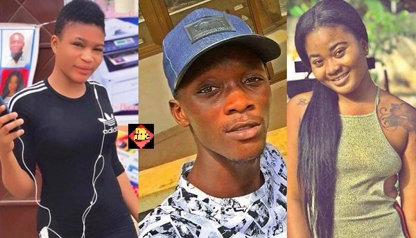 Oh, So this is the guy the facebook slay queens are fighting over...I see [Photos+Video]