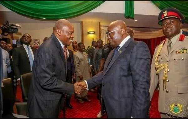 Justice Atuguba Unveils Why The Election Petition Went In Favour Of Former President Mahama