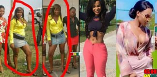 Photos: These Benedicta Gafah's Before and After Photos are all you need to get you inspired into 2018