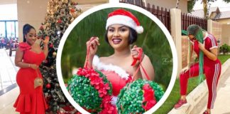 Ghana's Favourite Female Celebrities Flaunts Stunning Photos On Social Media To Set Christmas On Motion