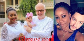 Photos: Ghanaian Female Celebrities Who Skipped Ghanaian Men To Have Babies With White Men