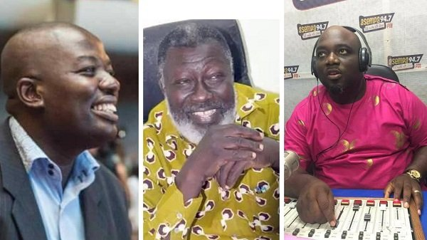 Ghanaian celebrities who died in 2016 - 2017 And how they died [+Photos]