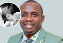 Video: 'Any man who uses two hands to remove panties has a brain damage; You must rather use the toe'-Counselor Lutterodt