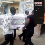 Heartbreaking photos from the funeral of the 17-year-old KUMACA student