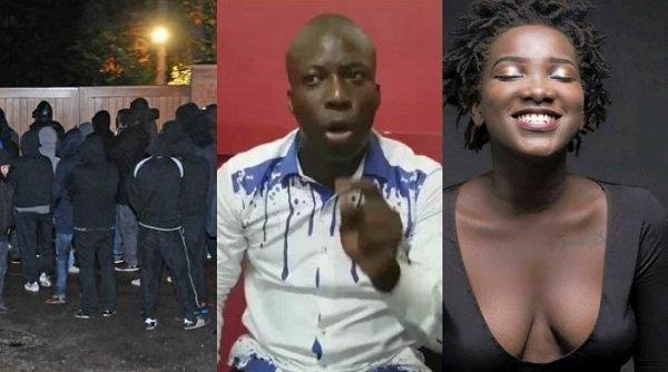 Video: Fans Of Ebony Threatens To Burn Down Kumchacha's Church
