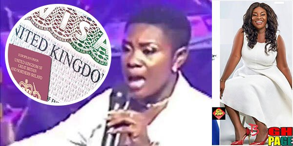 Video: Emelia Brobbey Narrates How She Miraculously Got 2years UK Visa after the so many problems she's gone through in the UK