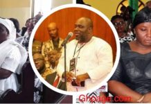 Here Are All The Emotional Photos From KABA's Thanksgiving Service
