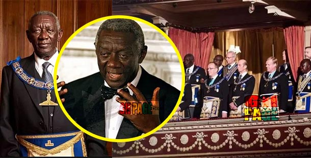 Video: Ex-Prez J A Kufuor finally explains when & why he joined the