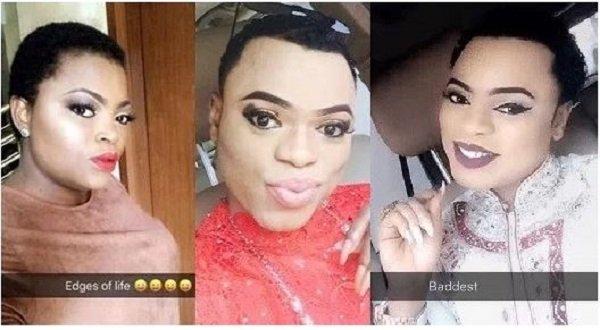 Photos: Fans Descend On Funke Akindele Over Her New Look-Says She Looks Like Bobrisky