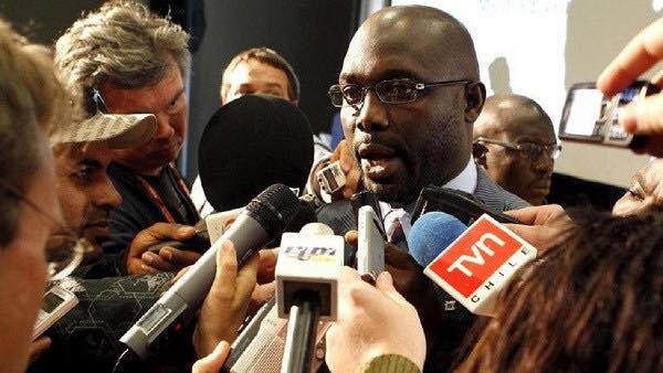 football star, George Weah Wins Liberia Election To Become the 25th President
