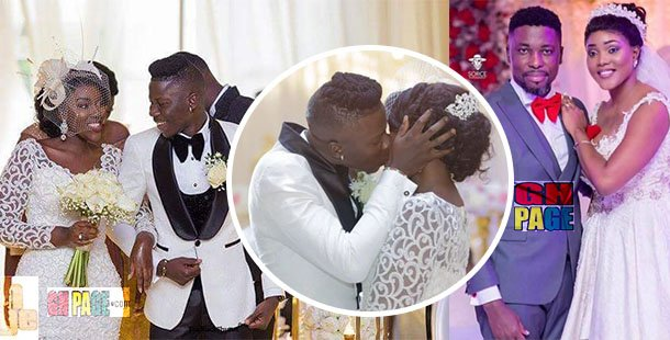 4 Ghanaian Celebrity Weddings Of 2017 We Won't Be Forgetting In A Hurry – No One Believed #4 Will Get Married (With Pictures)