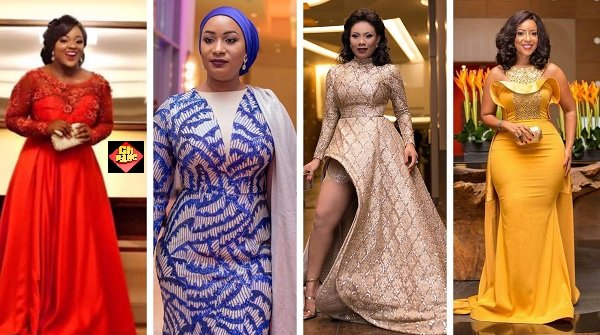 True Slay Queens: 10 Ghanaian Female Gelebrities Who 'Slayed' Instagram In 2017 [Photos]