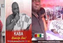Tears Can't Stop Flowing As Multimedia Staff, Family&Friends Walk Past KABA's Dead Body [Video]