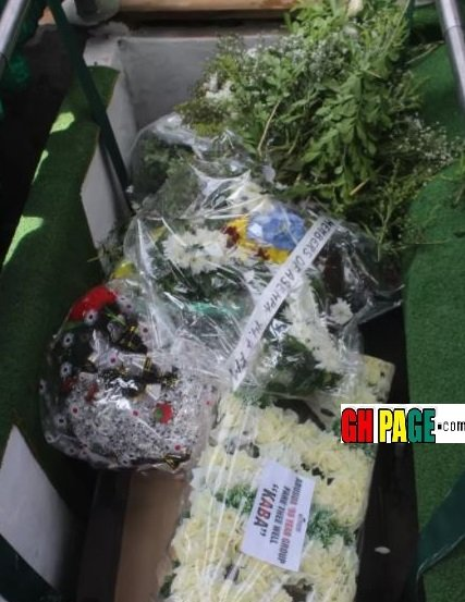 KABA send to Osu cemetery to be laid to rest (Photos+Video)