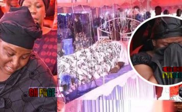 KABA's wife, Valentina's sad tribute to her late husband will break your heart [Video]
