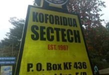 1 Student dead,22 under critical observation for Meningitis at Koforidua SecTech