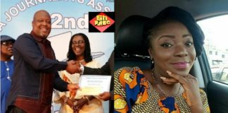 Kwame Sefa Kayi Doesn't Fit For Best Journalist Award In Ghana- Vim Lady