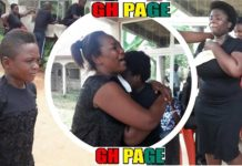 Yaw Dabo and Other Kumawood 'personalities' mourn with Maame Serwaa as she loses her mother