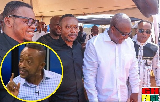 I admire Mahama's humility but God says he can't be president again – Rev. Owusu Bempah
