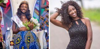 Miss Ghana 2017 Margaret Dery resigns