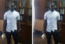 Meet Chief Tipsy, the Legon student who was stabbed to death by another student - Details