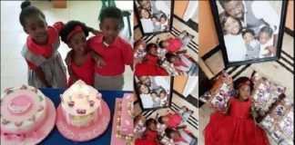 Lovely Photos From Mercy Johnson's Kids As Her Last Born, Angel Turns 2