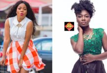 AUDIO: Diseased, hypocrite, and Evil Stacy Amoateng is hiding behind Christianity to cover her deeds - Mzbel angrily insults